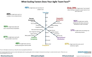 Agility at Scale 2016 Infographic