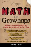 Math for Grownups cover