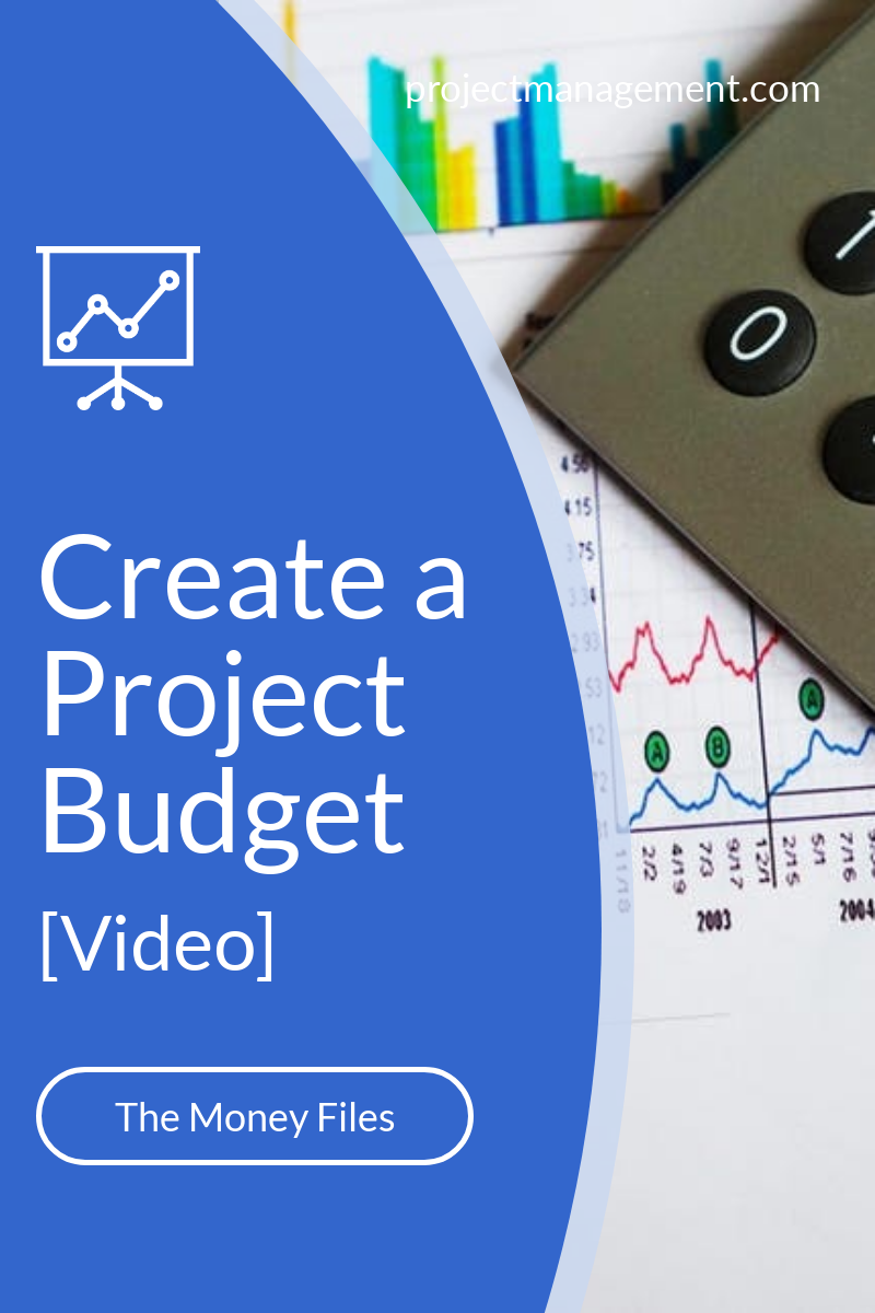 create a project budget