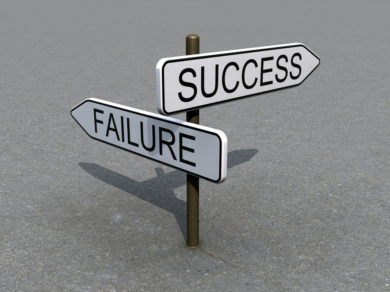 Sign: Success or Failure